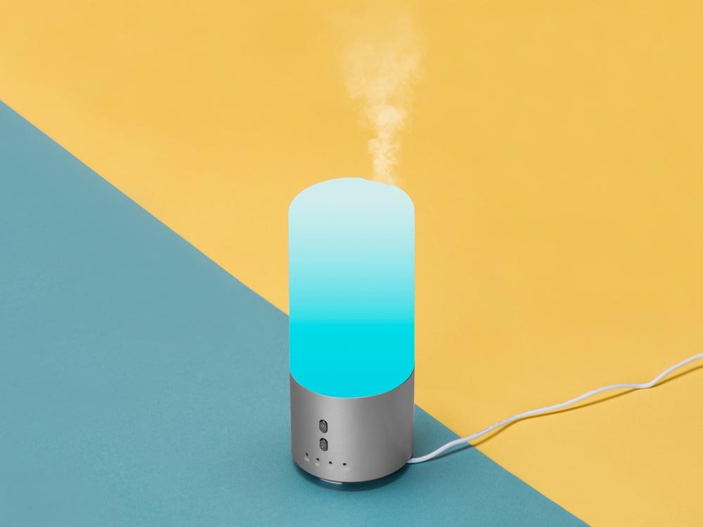 Увлажнитель воздуха с подсветкой Breathe
